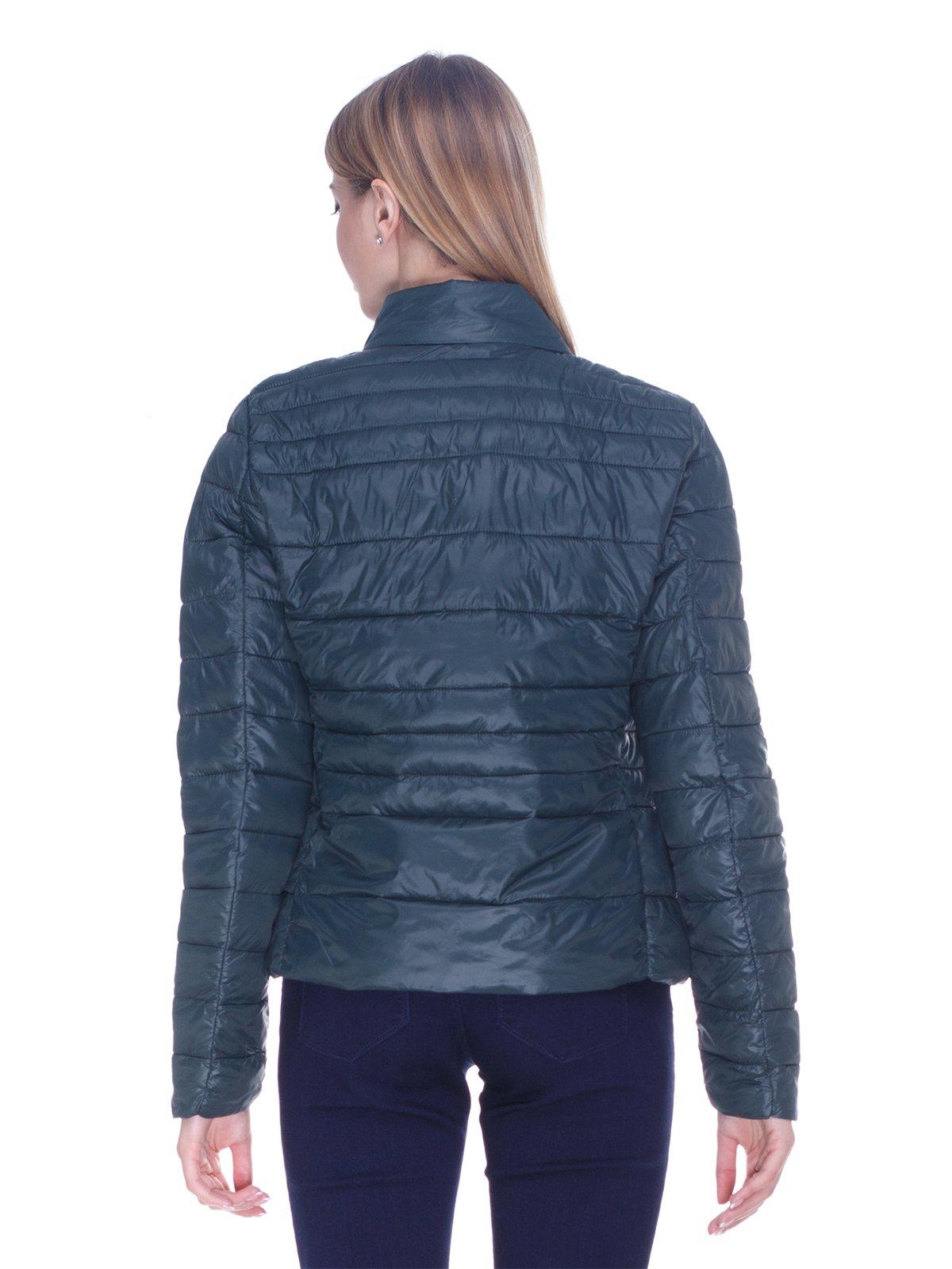Куртка зеленая | 3480656 | фото 2