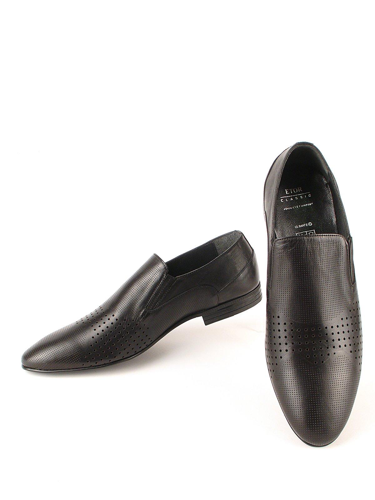 Туфли черные | 3379843 | фото 2