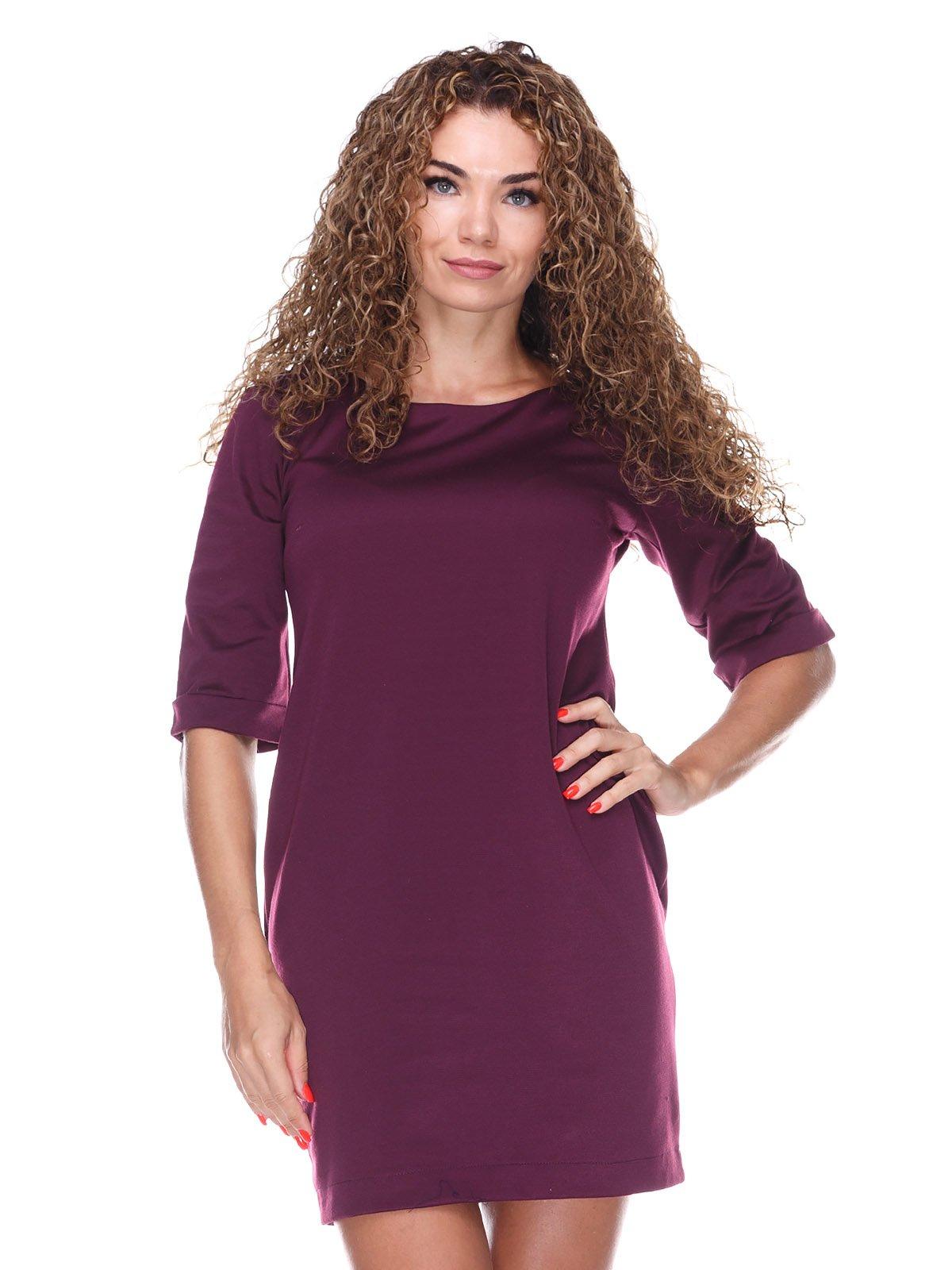 Сукня бордова | 3486377