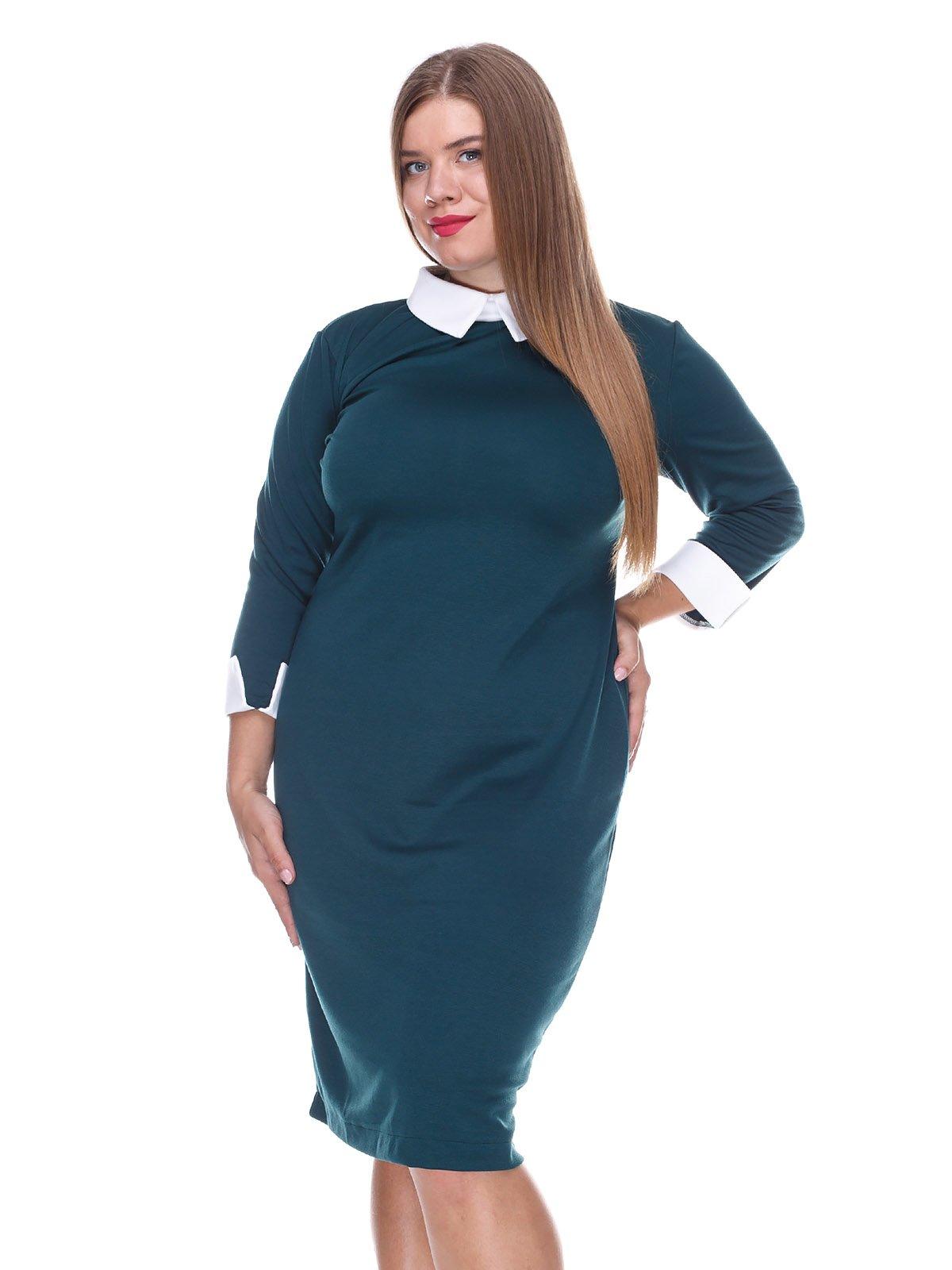 Сукня смарагдового кольору   3486382