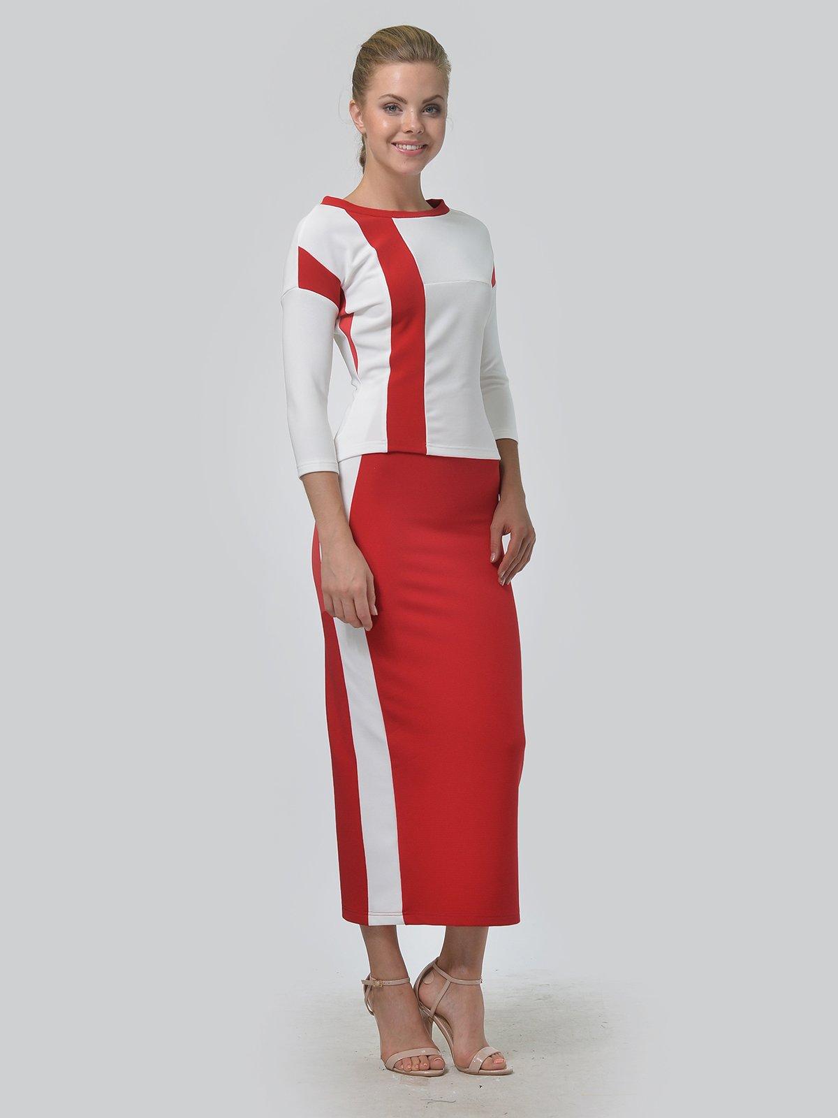 Комплект: джемпер и юбка | 3498319