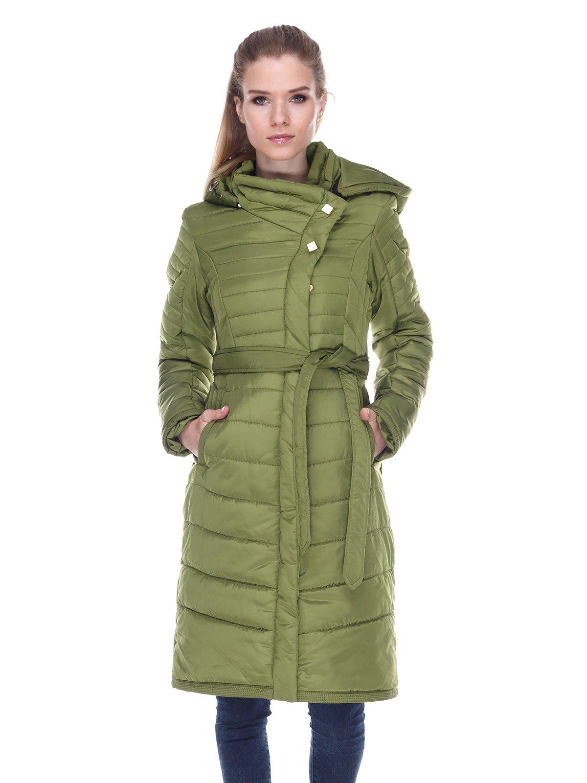 Пальто зеленое   3476667