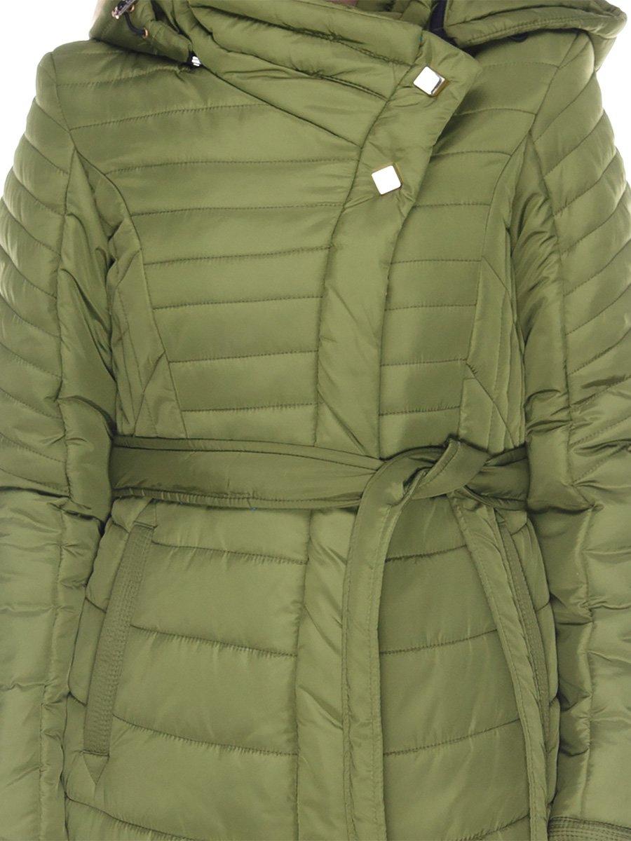 Пальто зеленое   3476667   фото 3