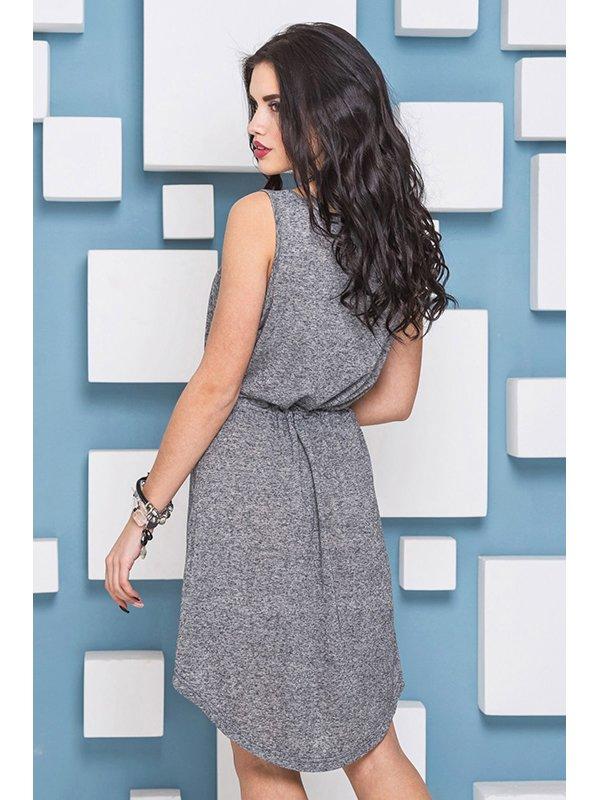 Платье серое   3403481   фото 3