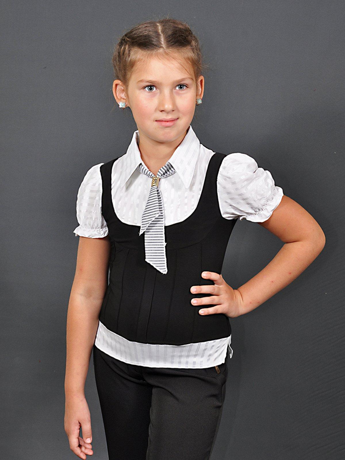 Рубашка белая   3468521