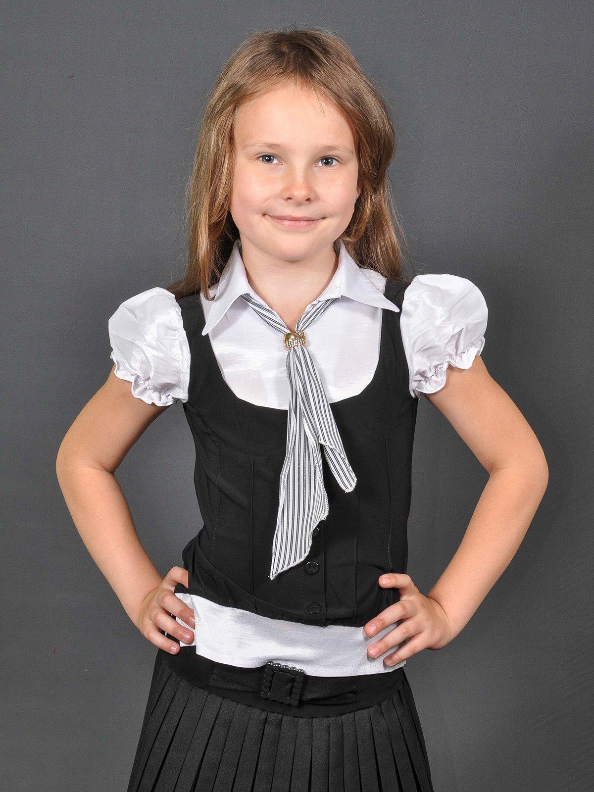 Блуза белая | 3484109