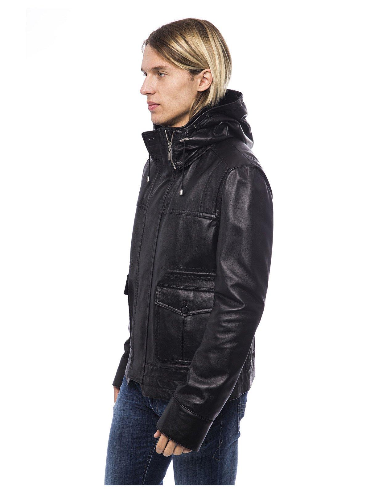 Куртка черная | 3499002 | фото 3