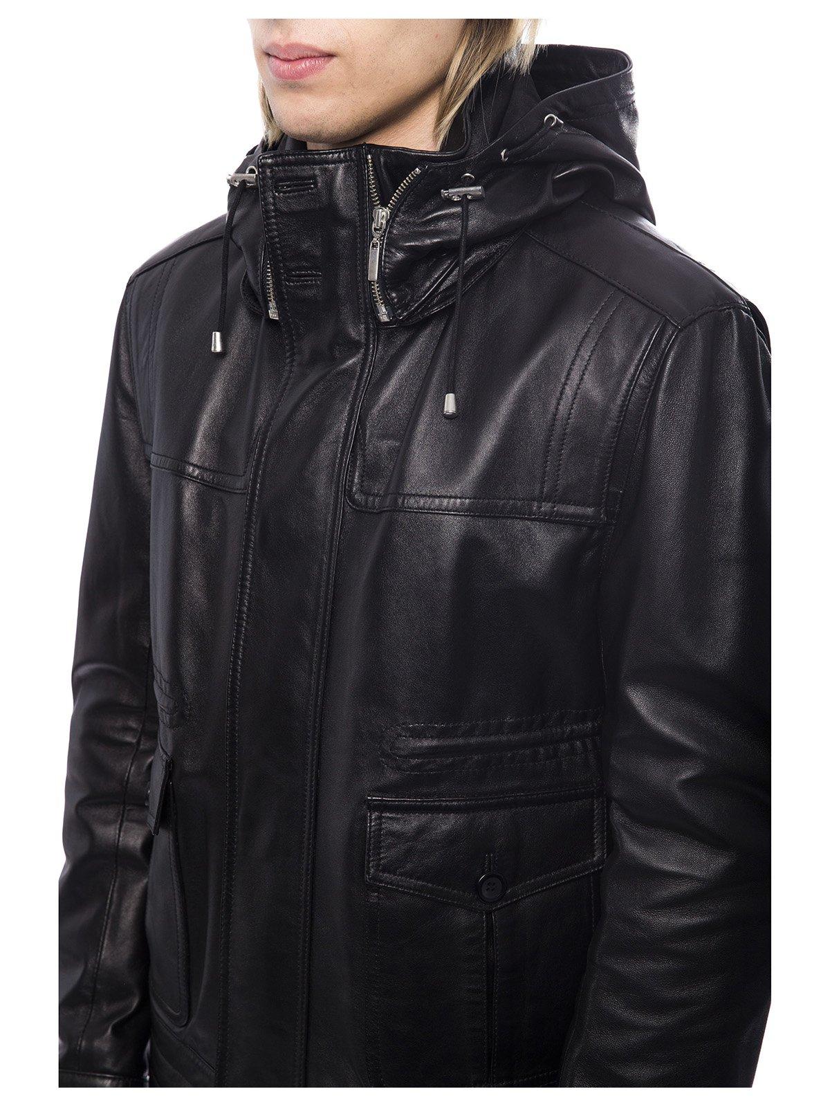 Куртка черная | 3499002 | фото 4