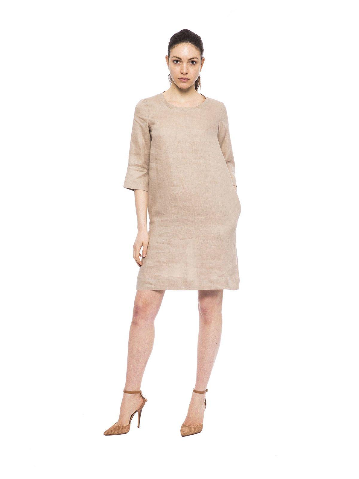 Сукня бежева | 3499372