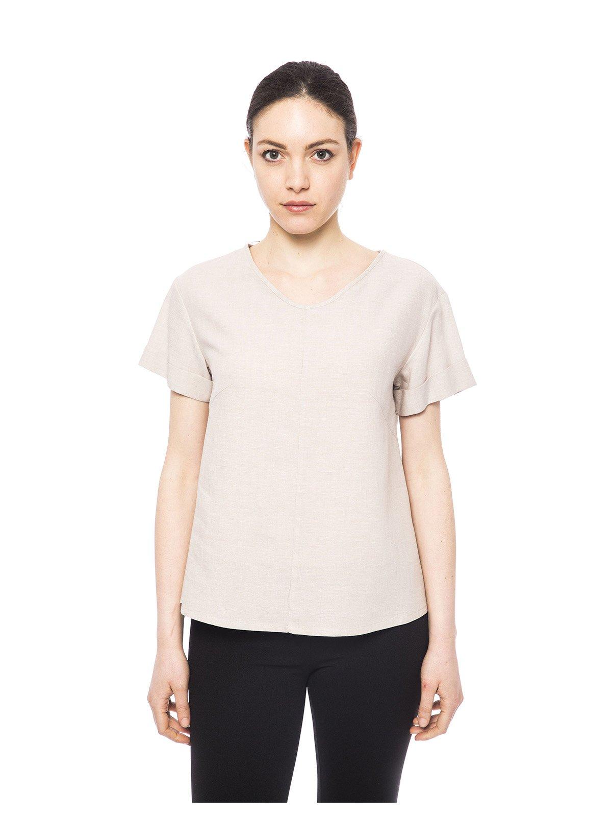 Блуза бежева | 3499409