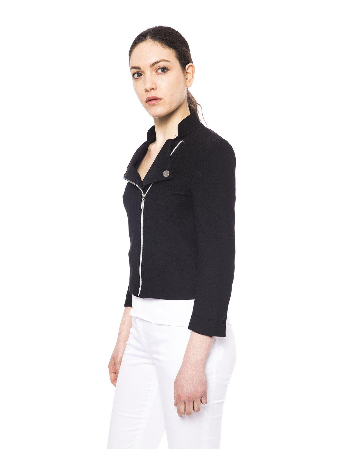 Куртка черная | 3499422 | фото 3