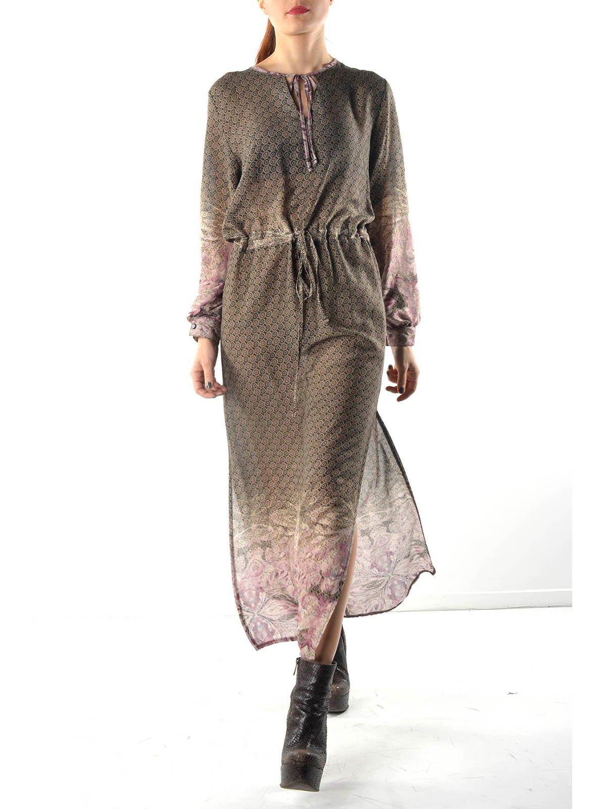 Платье в принт | 3504333