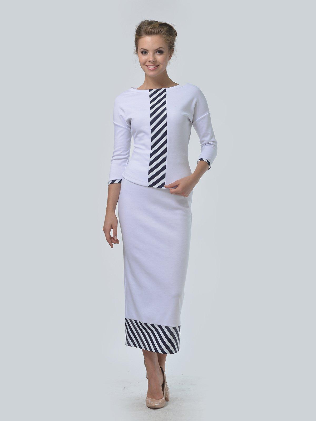 Комплект: джемпер и юбка | 3505442