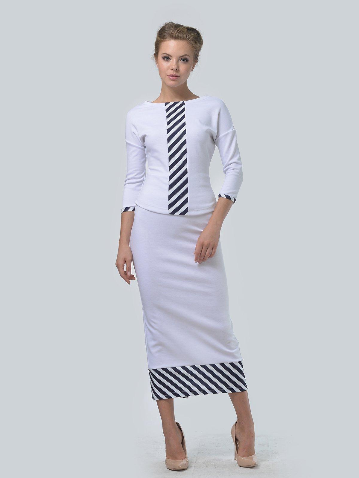 Комплект: джемпер и юбка | 3505442 | фото 2