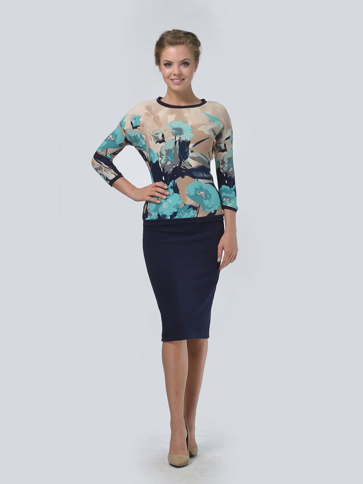 Комплект: джемпер и юбка | 3505447 | фото 2