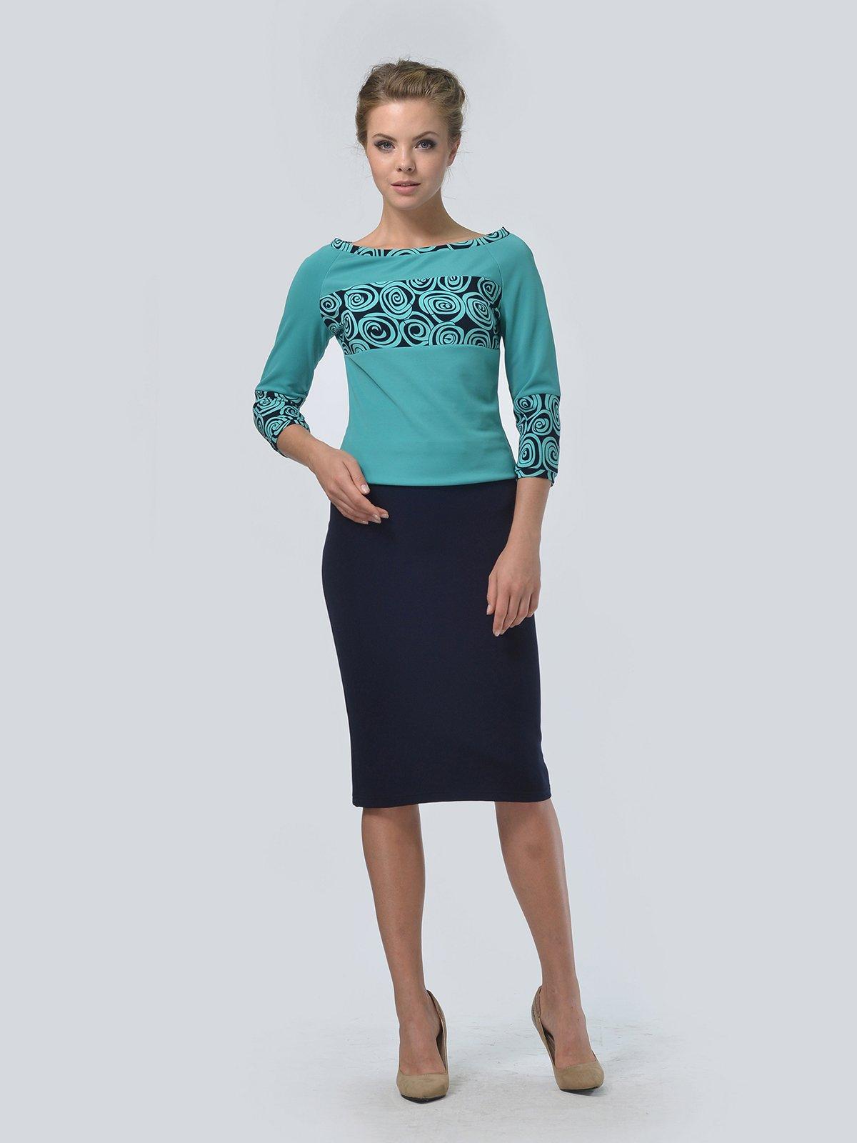 Комплект: джемпер и юбка | 3505464 | фото 2