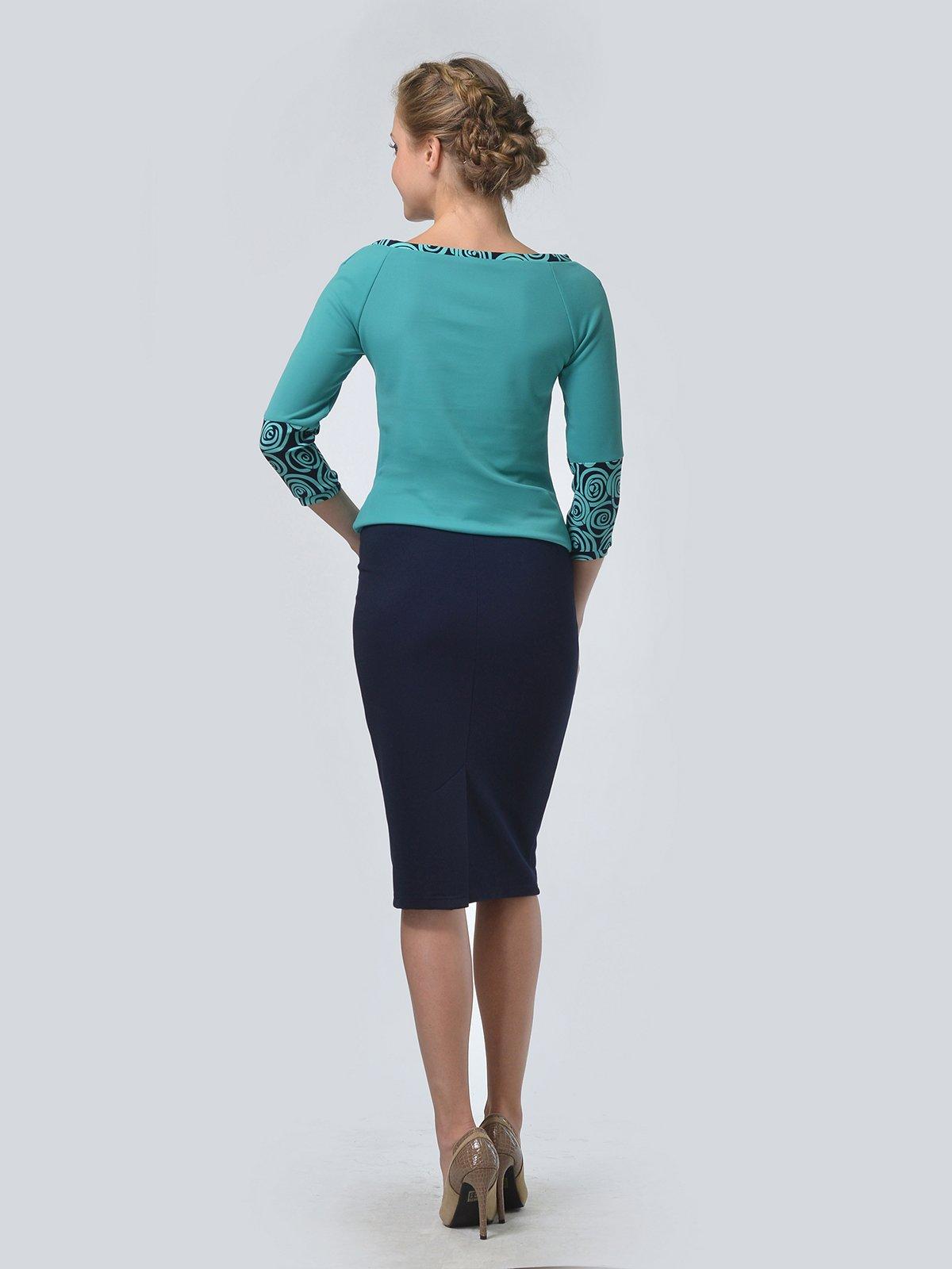 Комплект: джемпер и юбка | 3505464 | фото 3