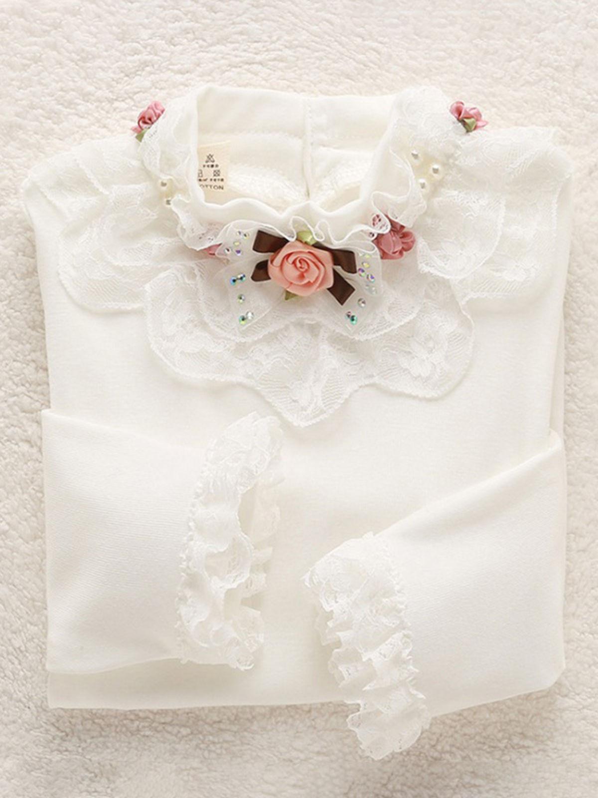 Блуза біла | 3514922