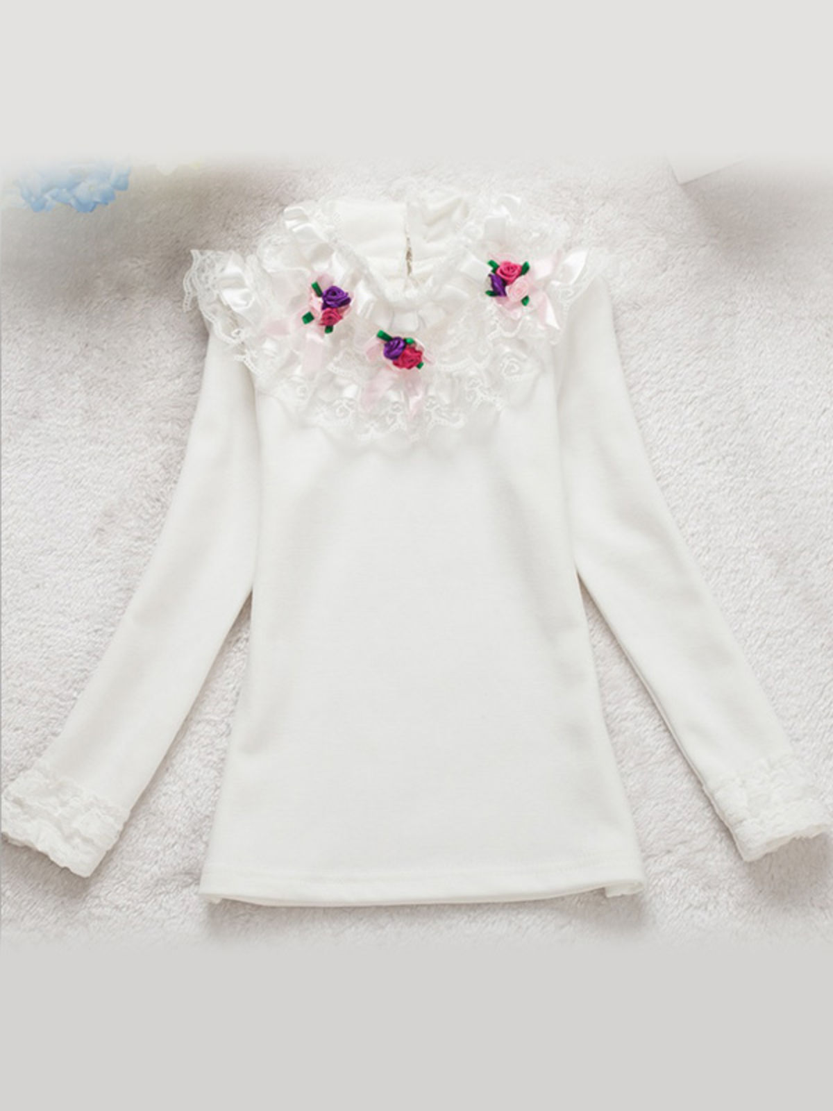 Блуза біла | 3514924