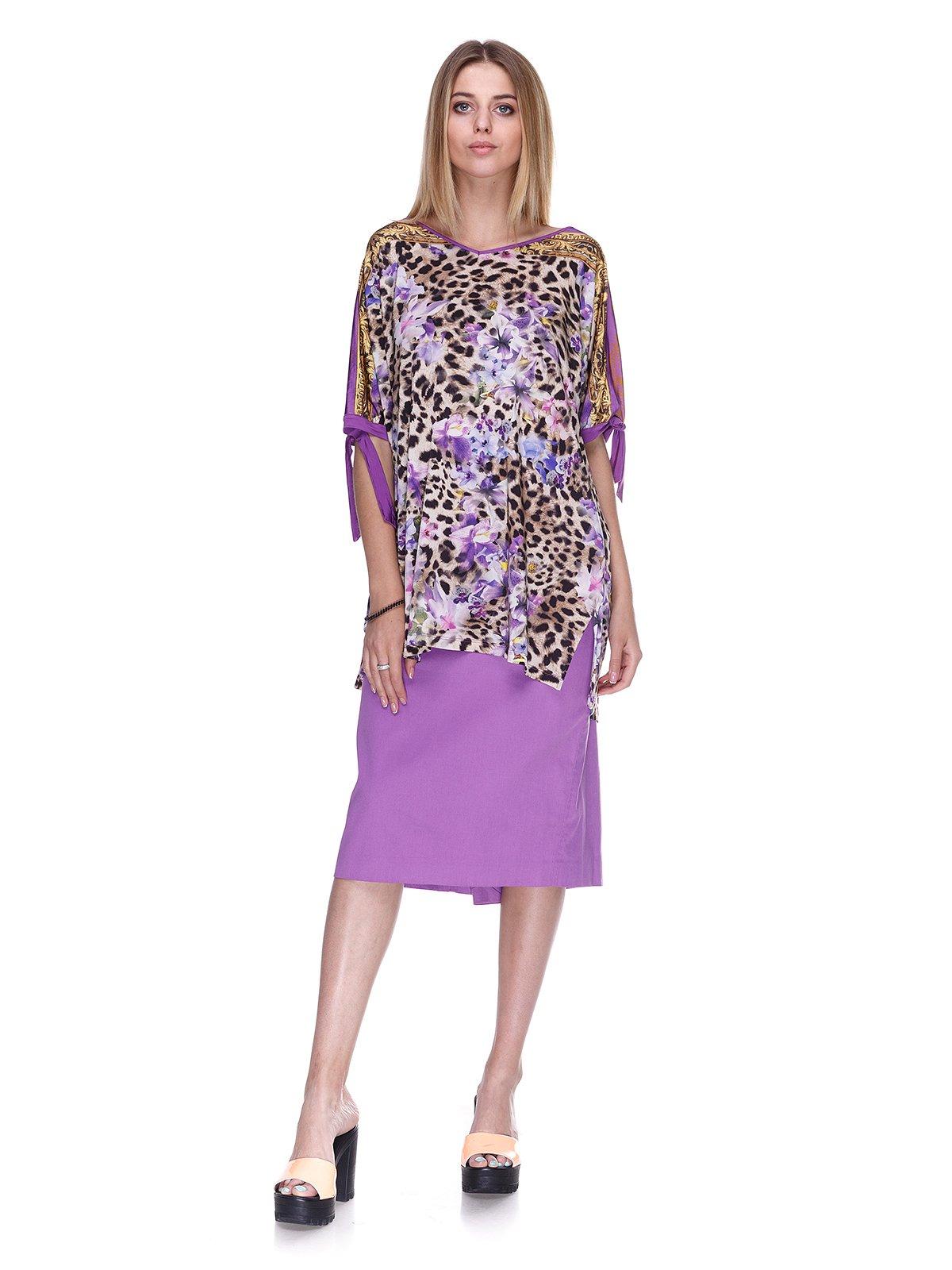 Комплект: блуза і спідниця | 3487027
