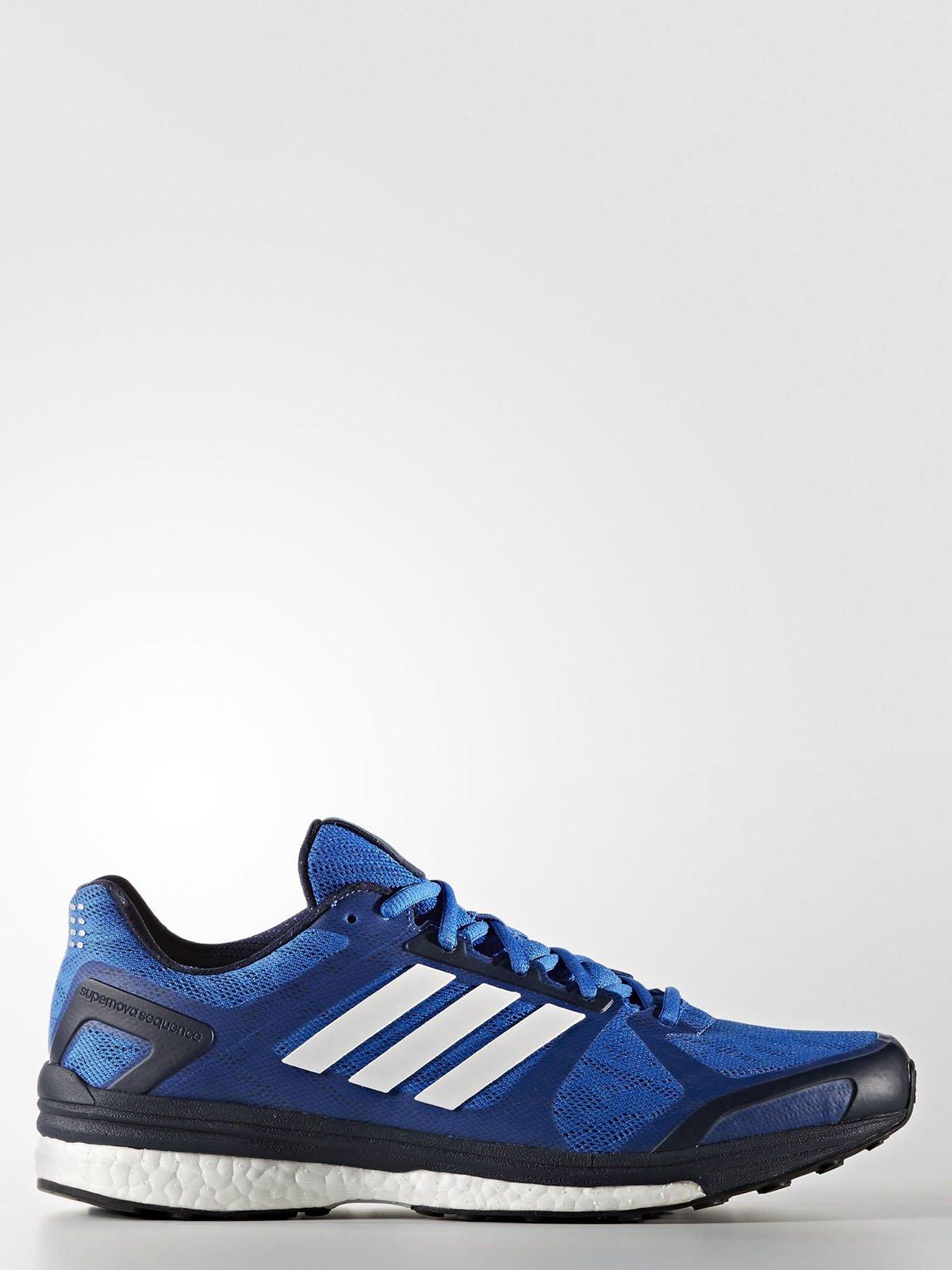 Кроссовки синие   3502737