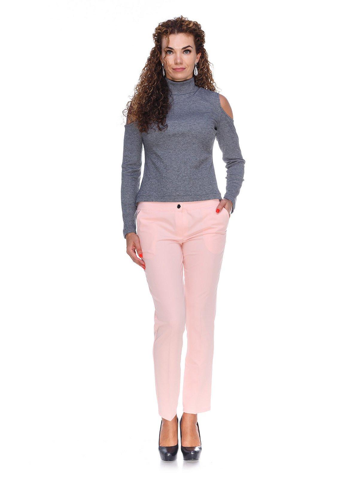 Штани персикового кольору | 3068004