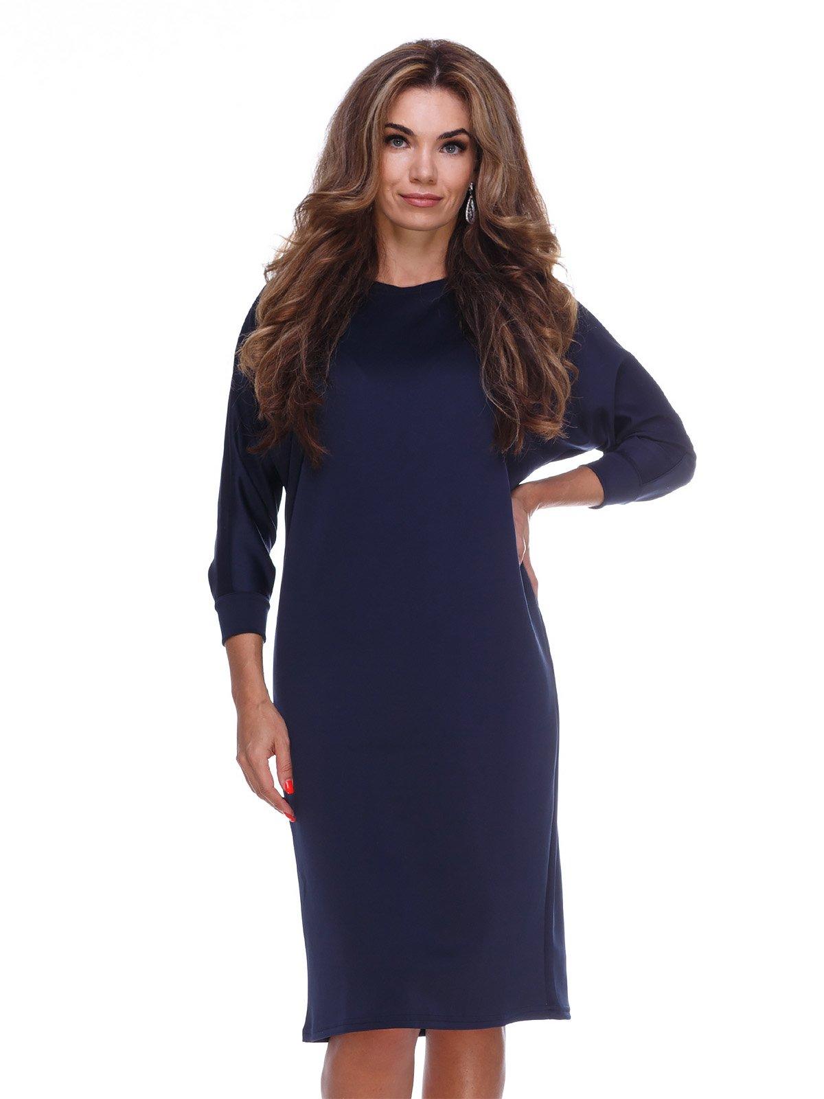 Сукня темно-синя | 3086319