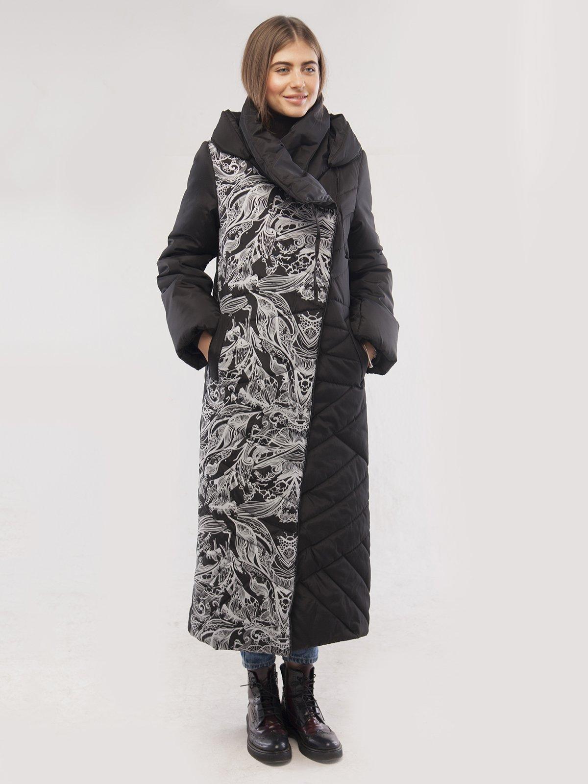 Пальто чорне | 3485555