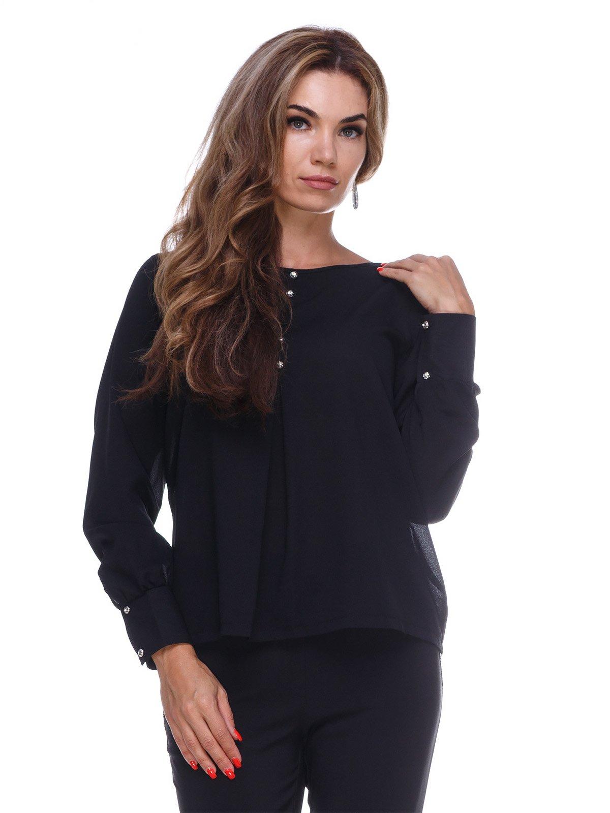 Блуза чорна | 3045938