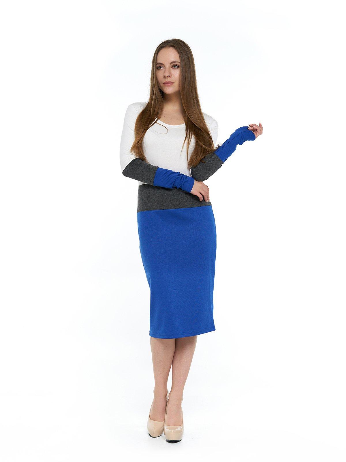 Сукня триколірна | 3264124