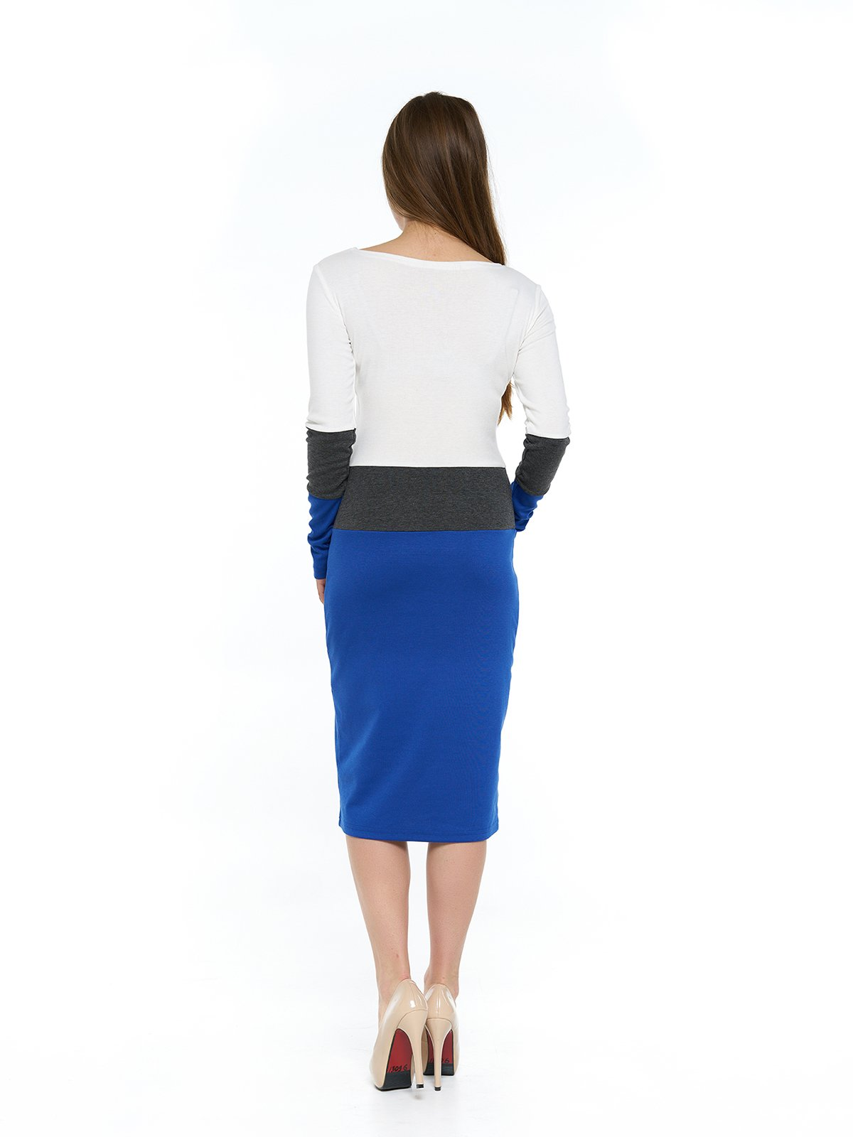 Сукня триколірна | 3264124 | фото 2