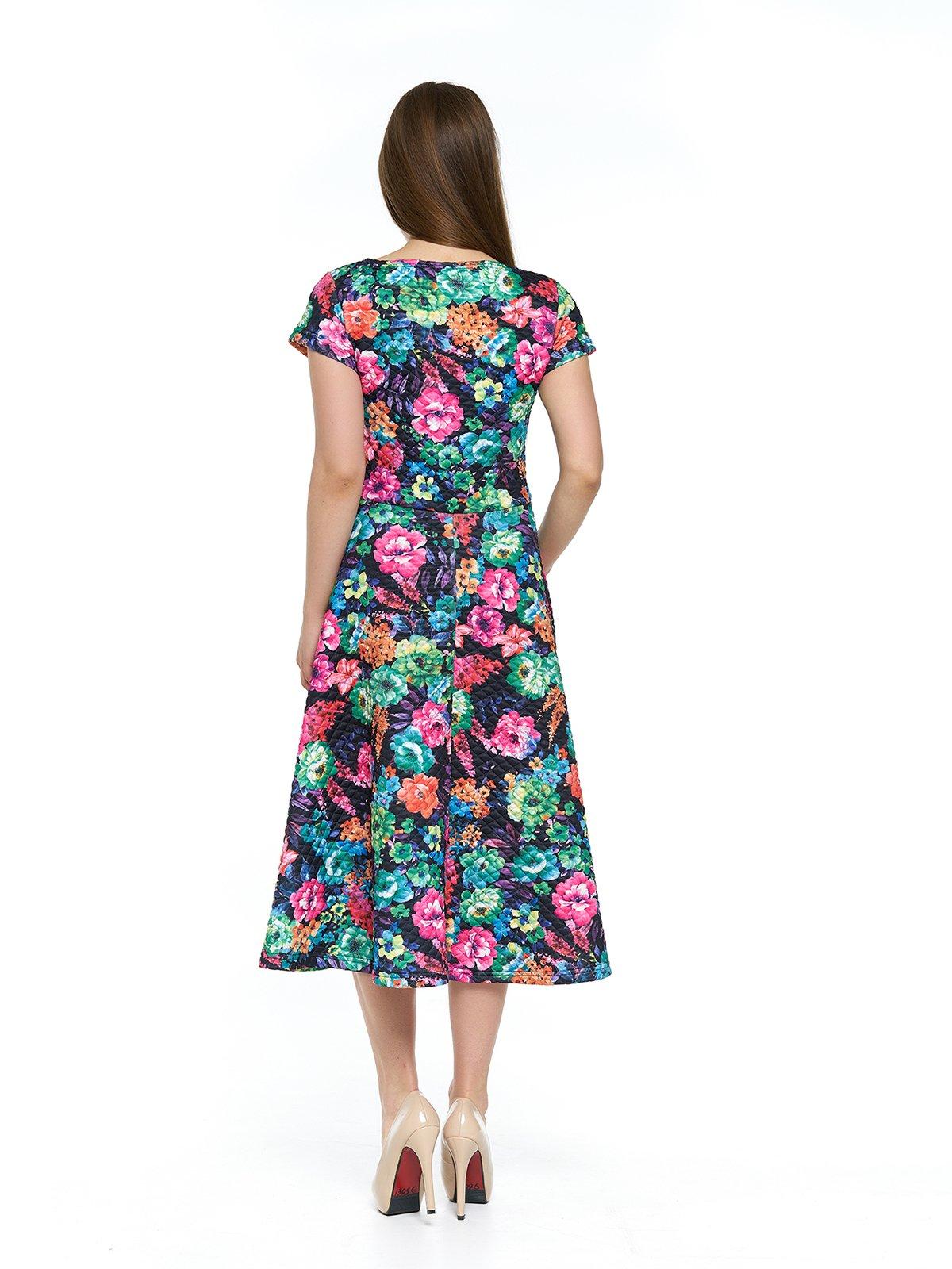 Сукня в квітковий принт | 3264145 | фото 2