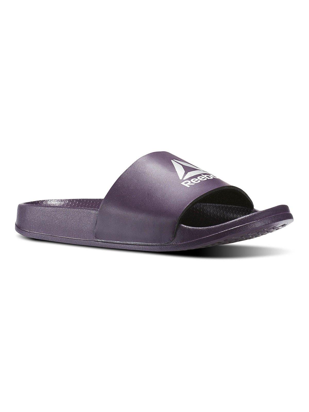 Шлепанцы фиолетовые | 3523102