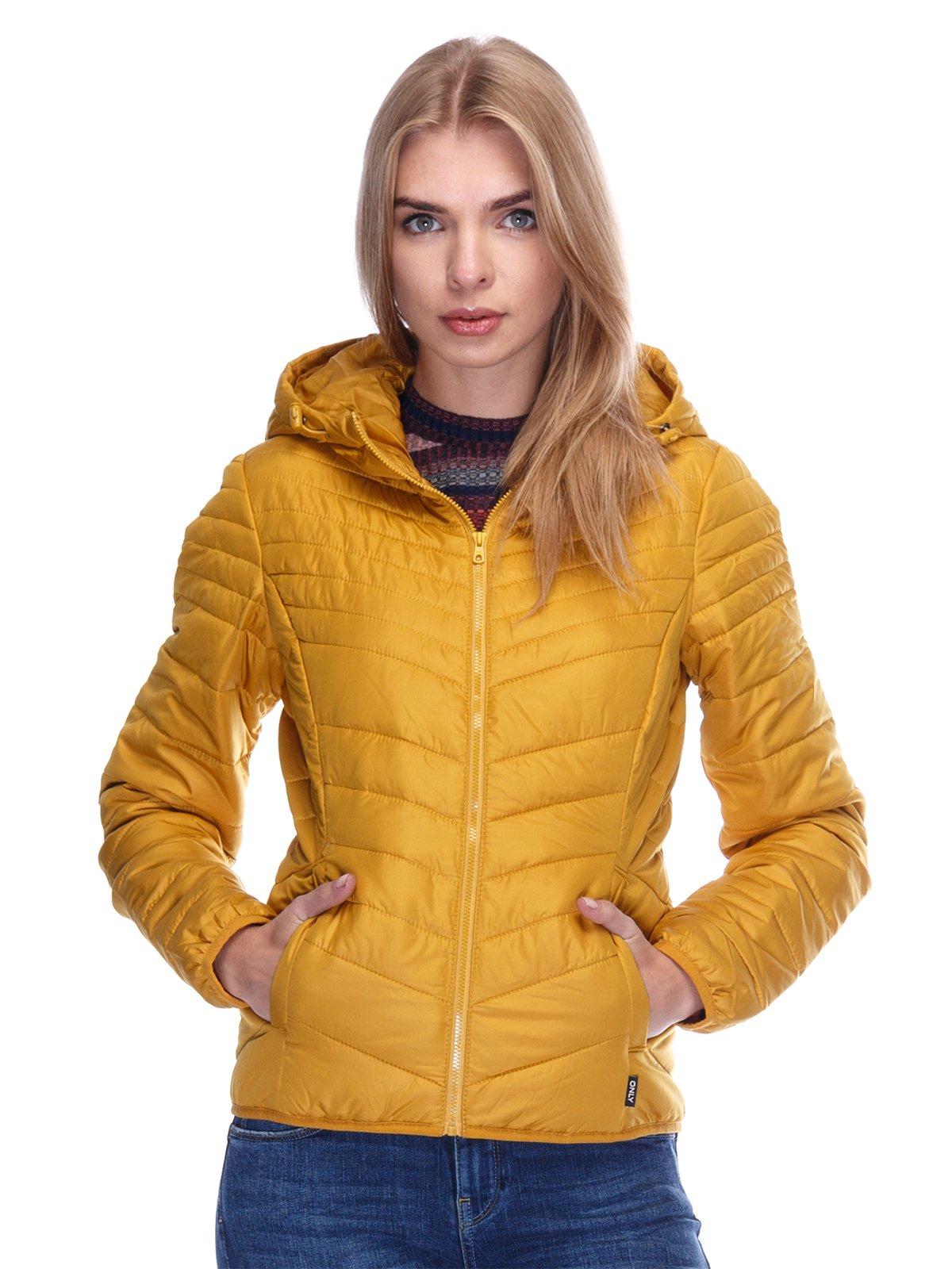 Куртка желтая   3544766