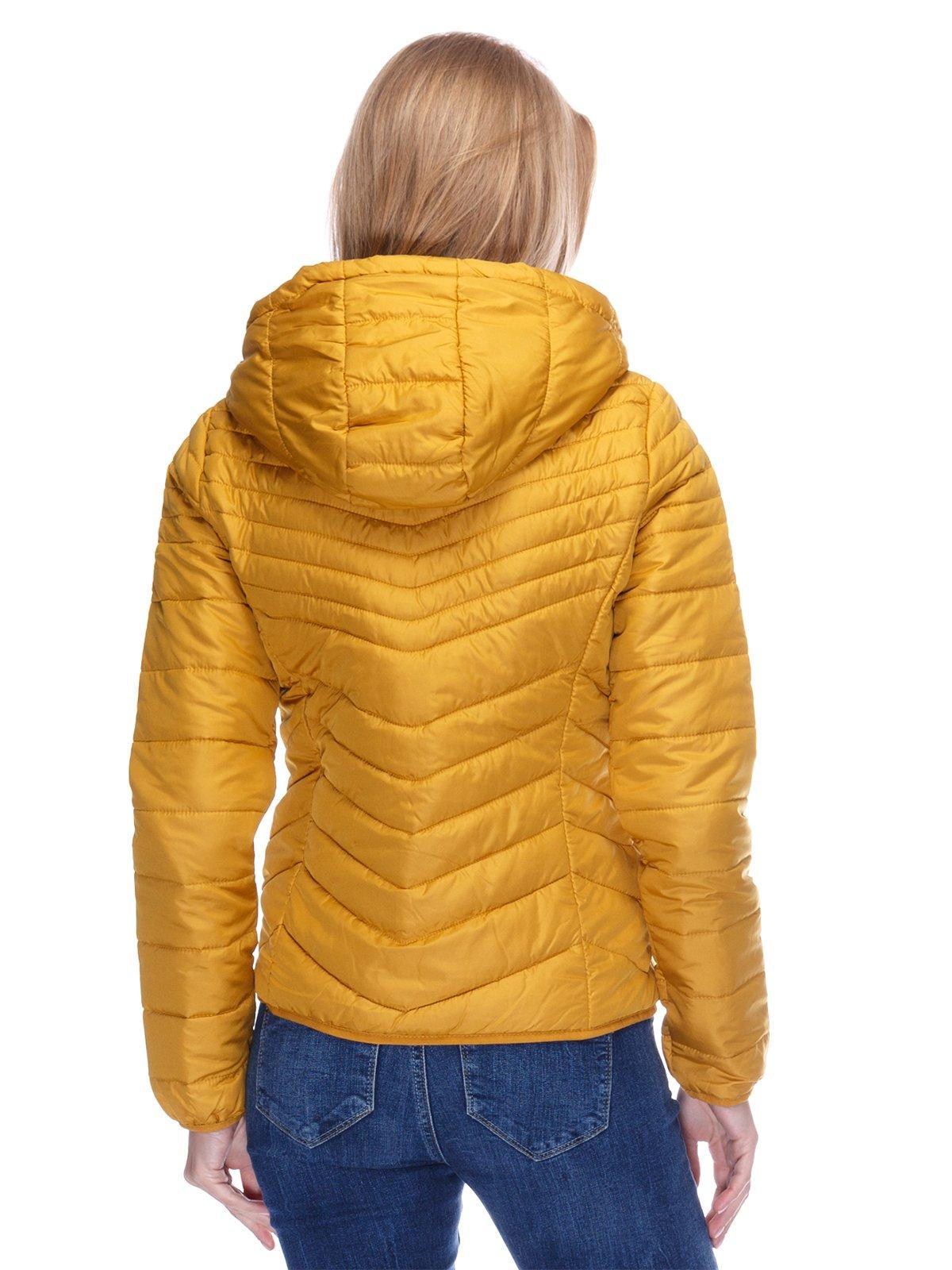 Куртка желтая   3544766   фото 2
