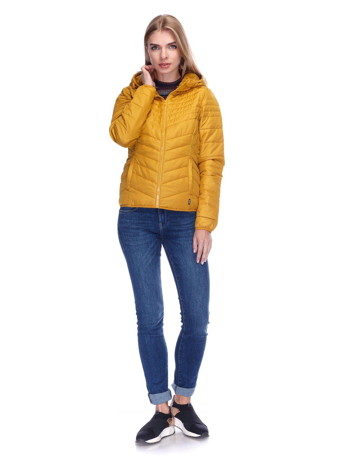 Куртка желтая   3544766   фото 4