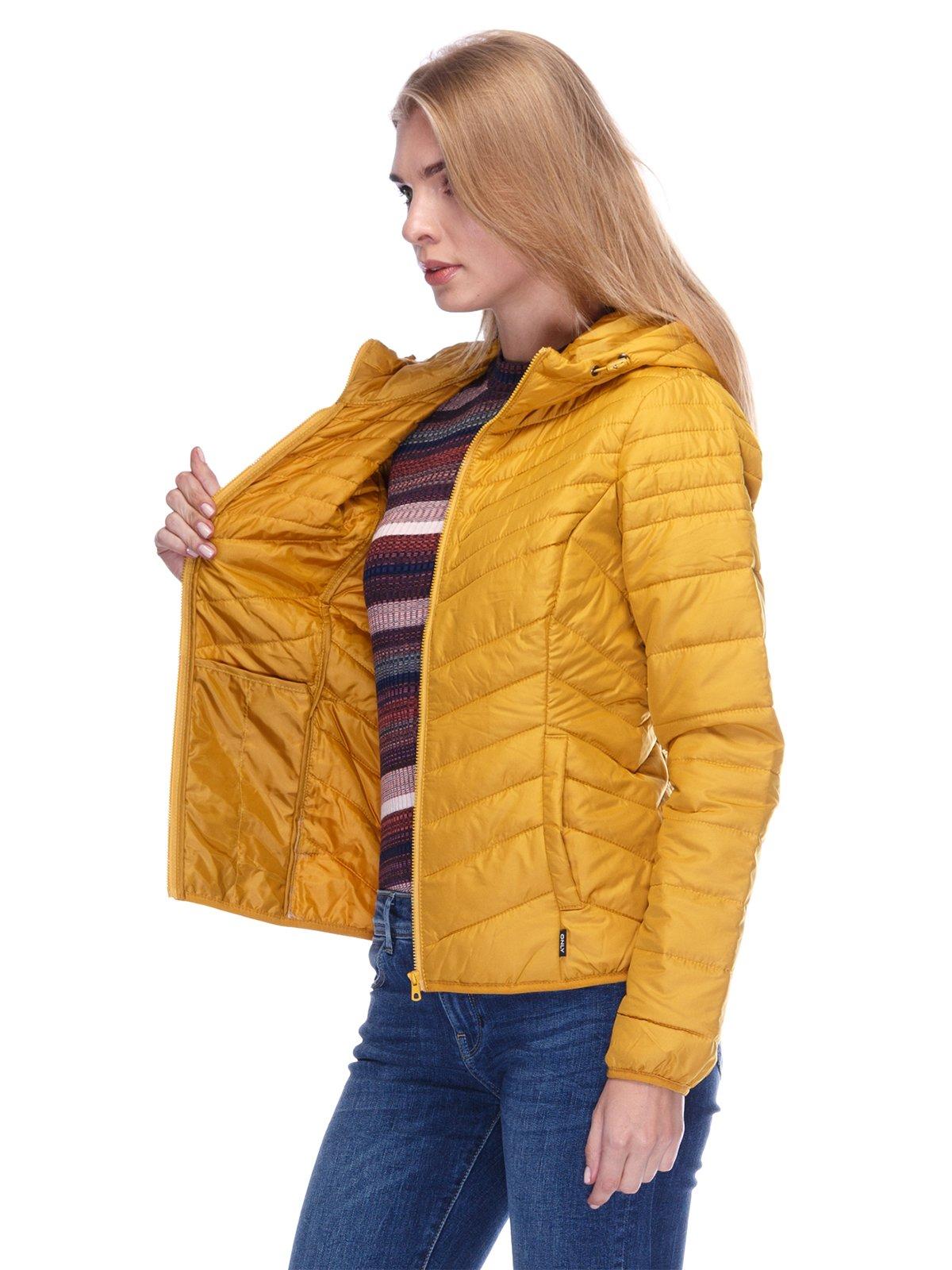 Куртка желтая   3544766   фото 5