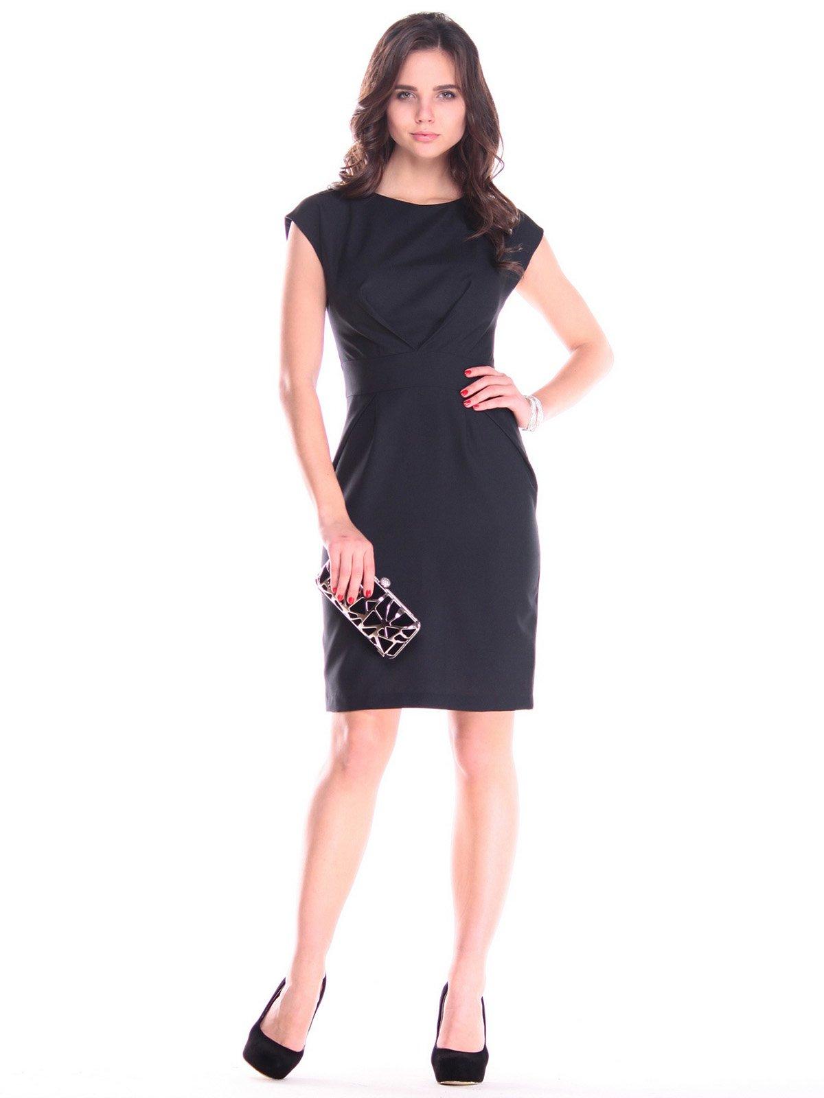 Платье черное | 3550058
