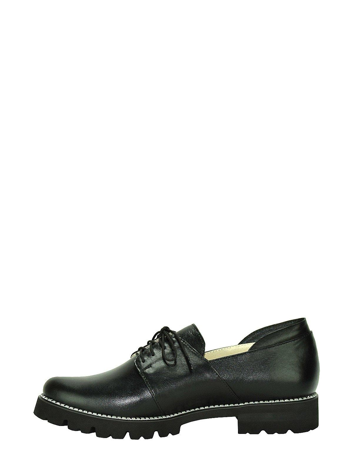 Туфлі чорні | 3553663 | фото 4