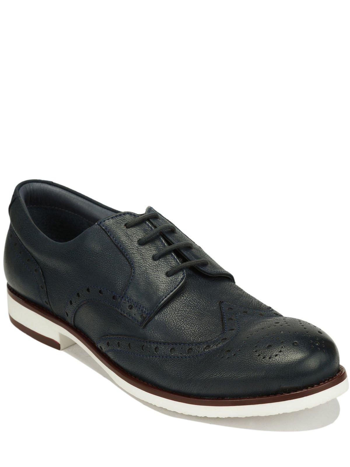 Туфли темно-синие | 3558307