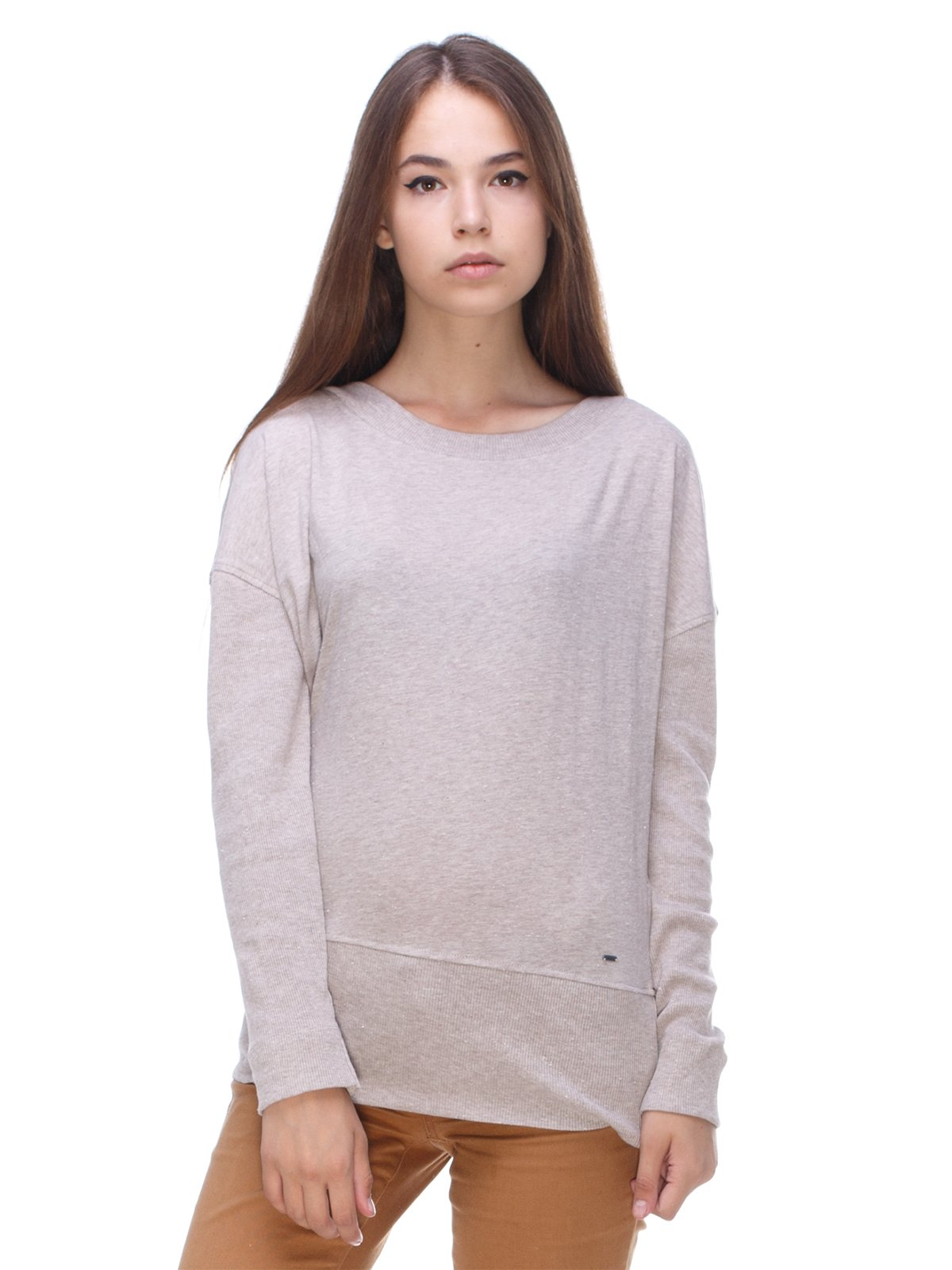 Джемпер серый | 3556809