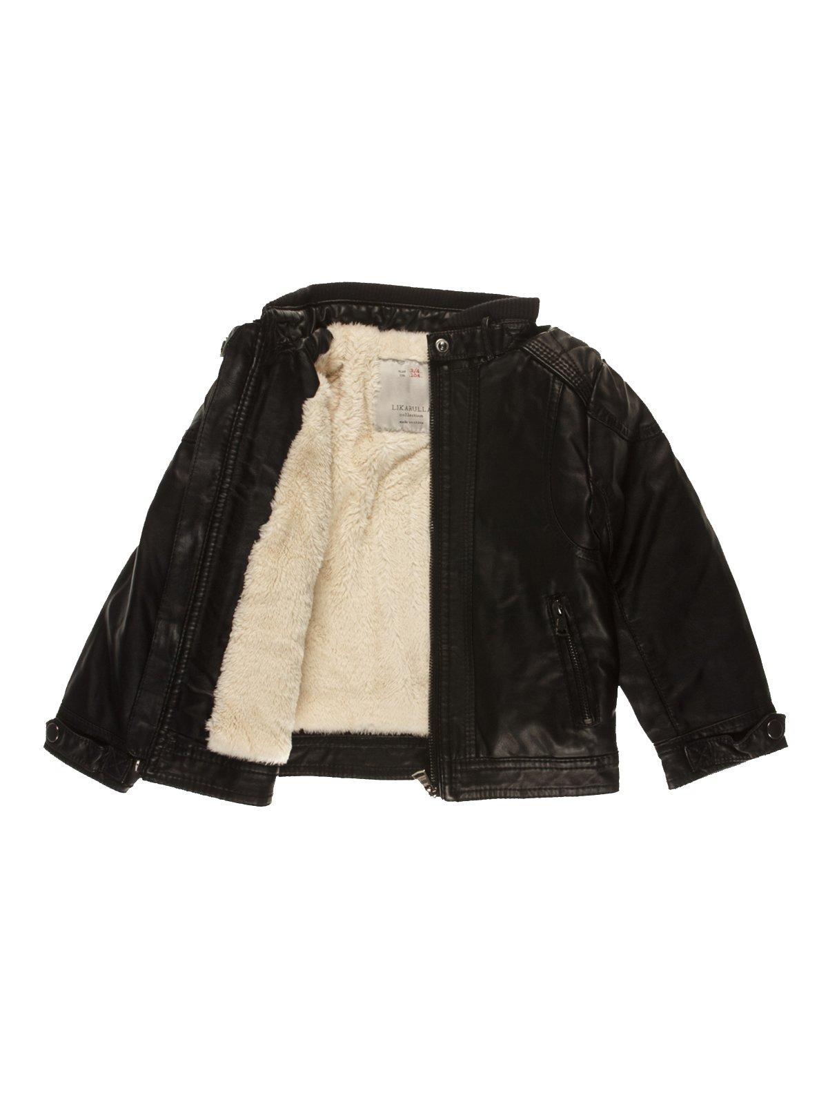 Куртка черная | 3554526 | фото 2