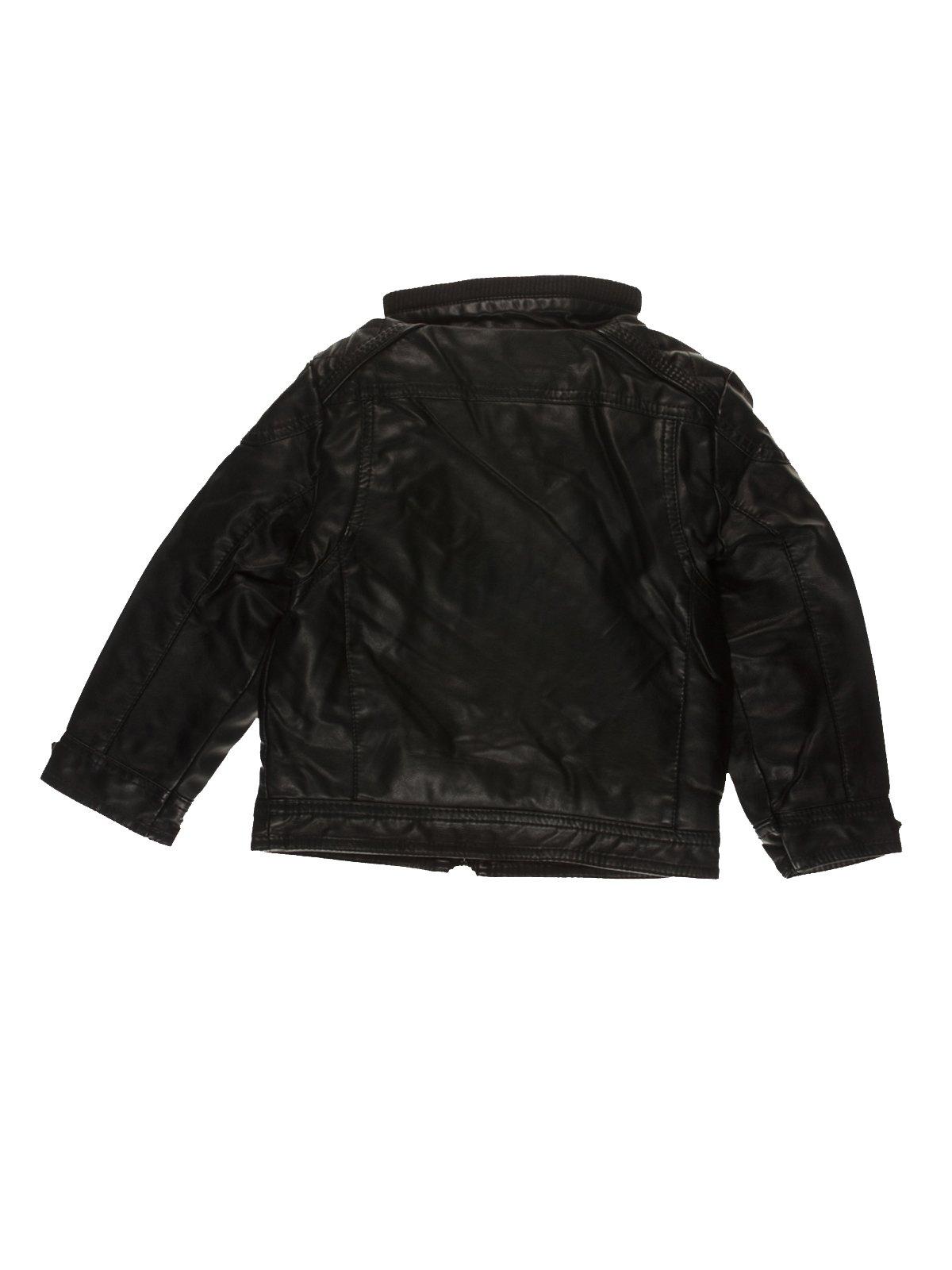 Куртка черная | 3554526 | фото 3