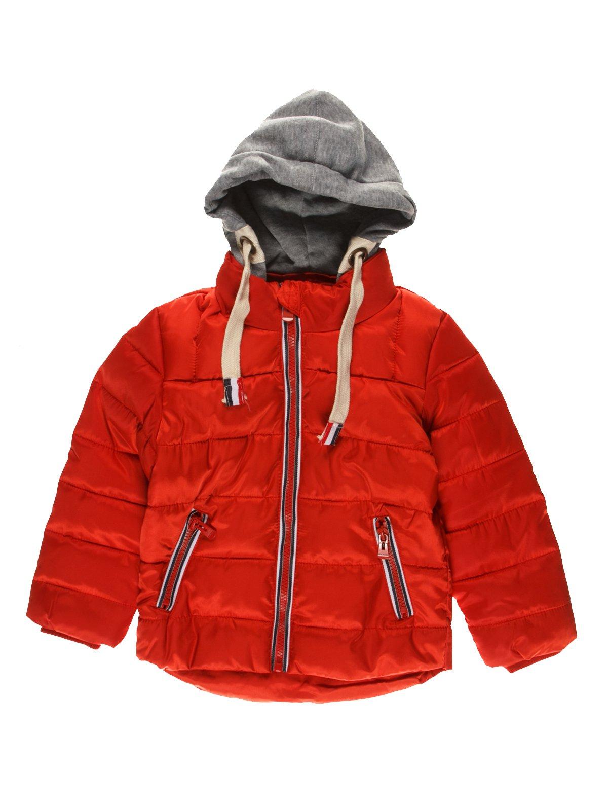Куртка червона | 3554550