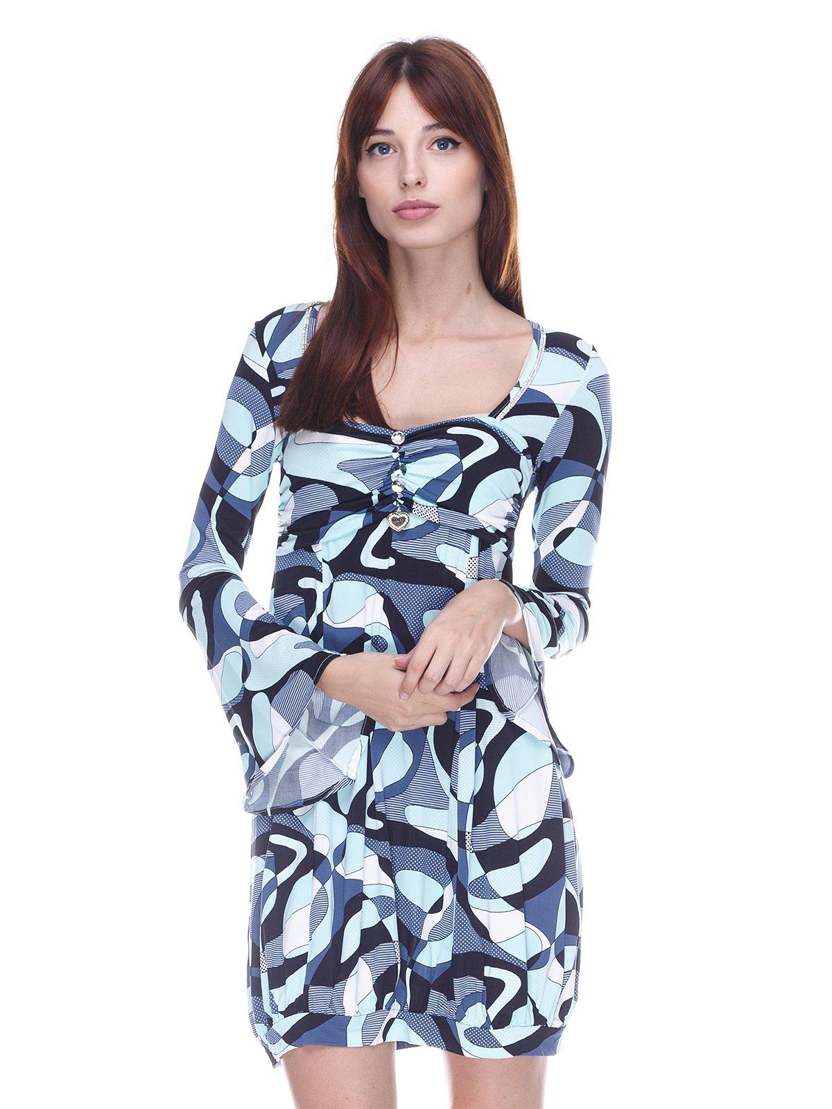 Сукня в принт | 3568835