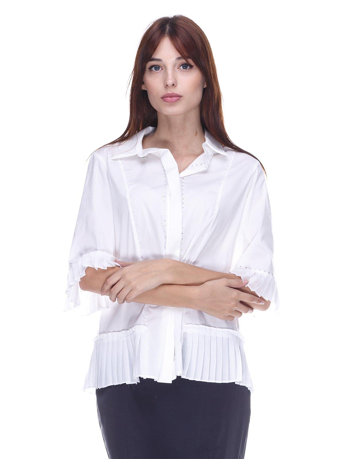 Рубашка белая | 3568855