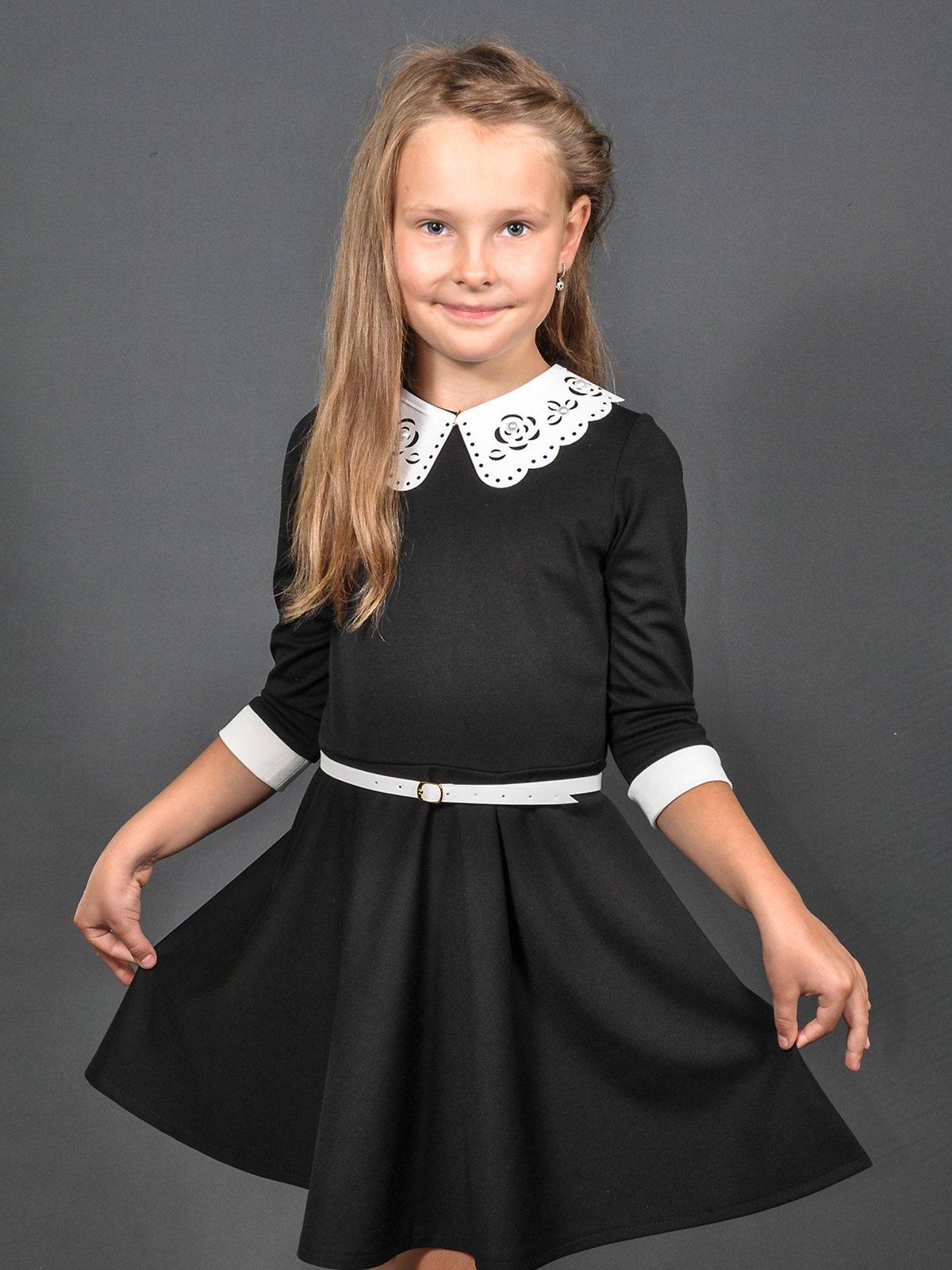 Платье черное | 3570411