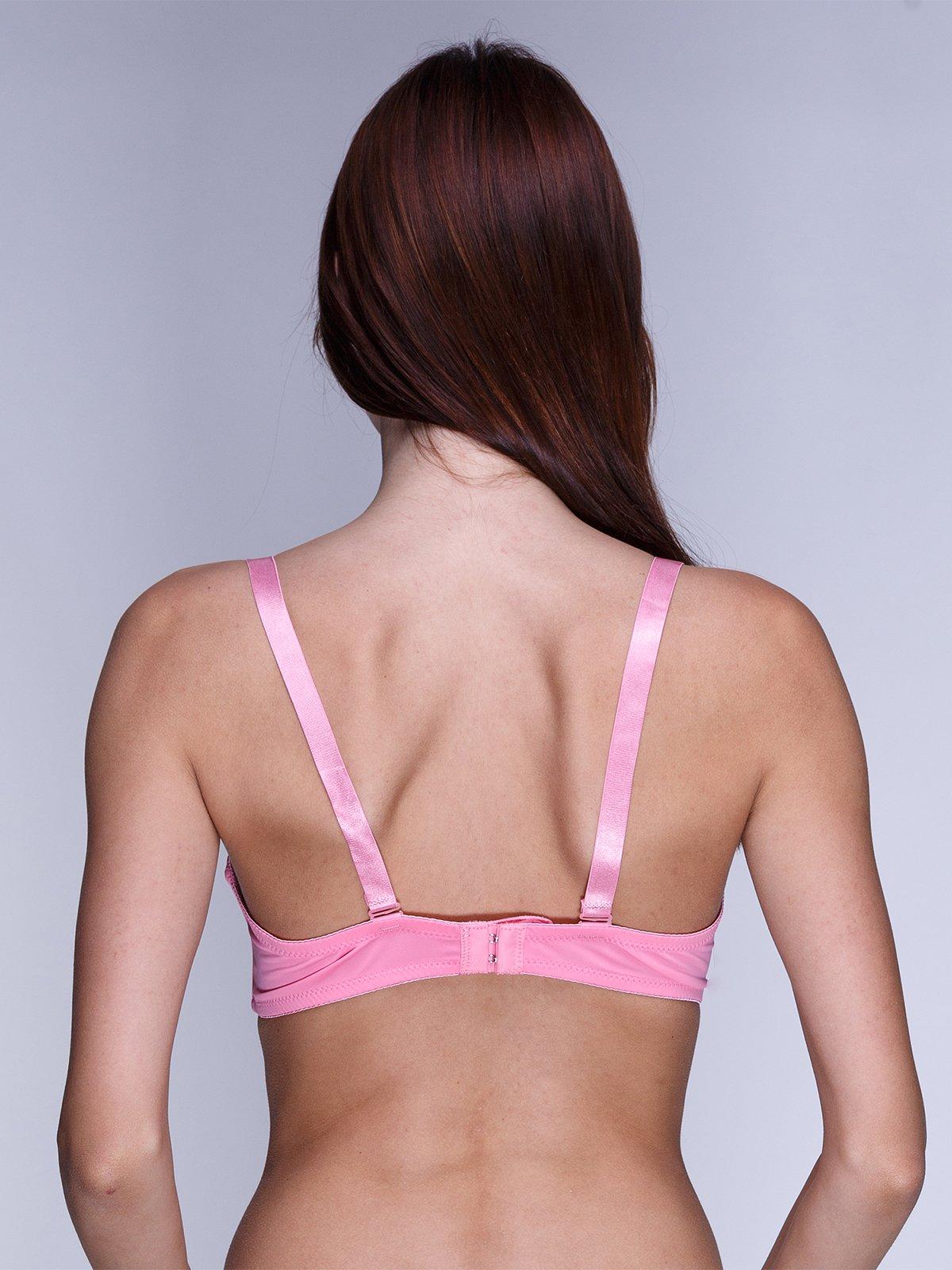 Бюстгальтер push-up рожевий | 3564633 | фото 2