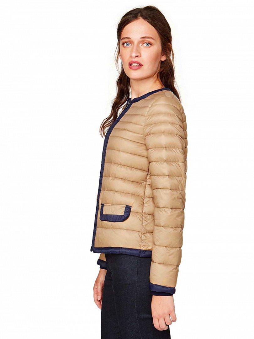 Куртка бежевая | 3556438 | фото 5