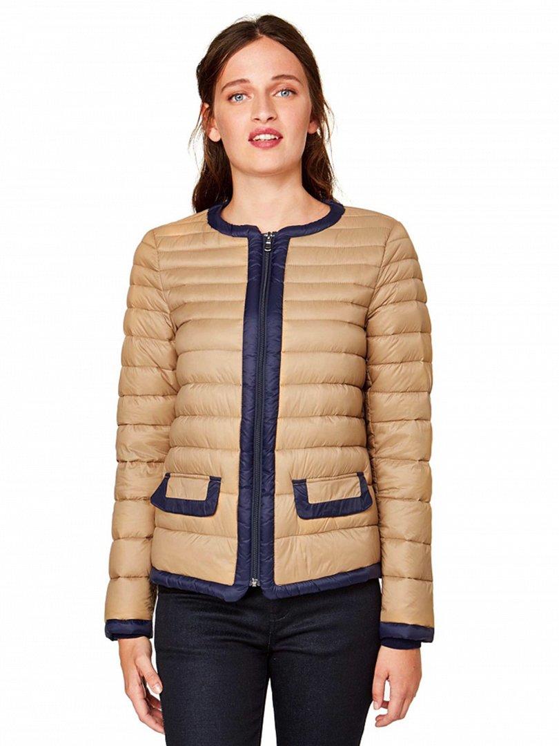 Куртка бежевая | 3556438